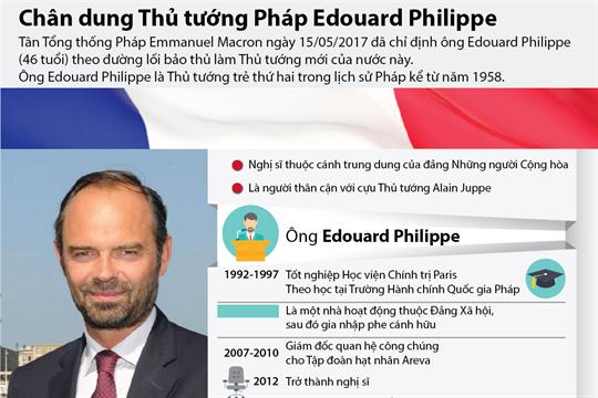 Chân dung Thủ tướng Pháp Edouard Philippe