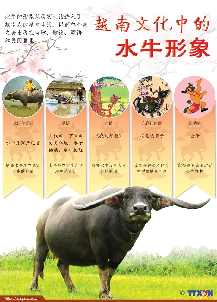 越南文化中的水牛形象