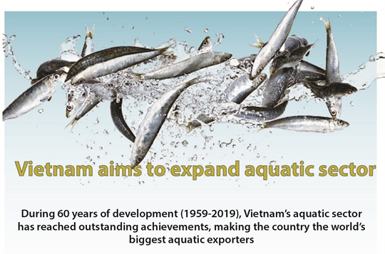 Vietnam aims to expand aquatic sector