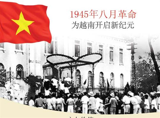 1945年八月革命为越南开启新纪元