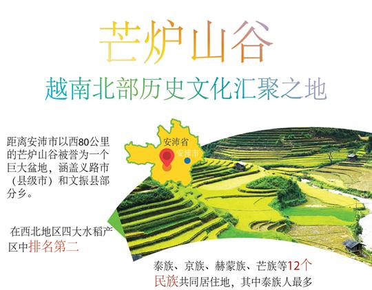 芒炉山谷——越南北部历史文化汇聚之地