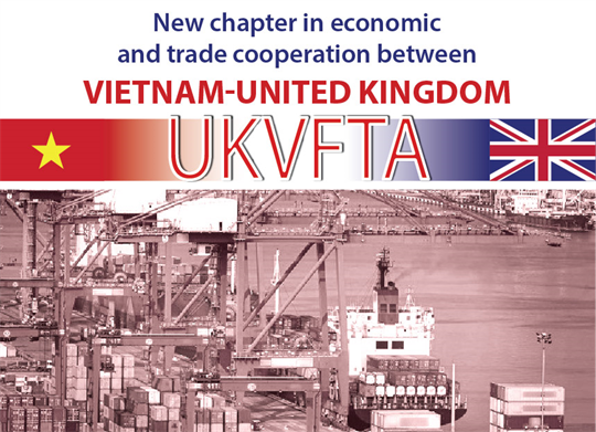 New chapter in economic and trade cooperation between Vietnam and United Kingdom