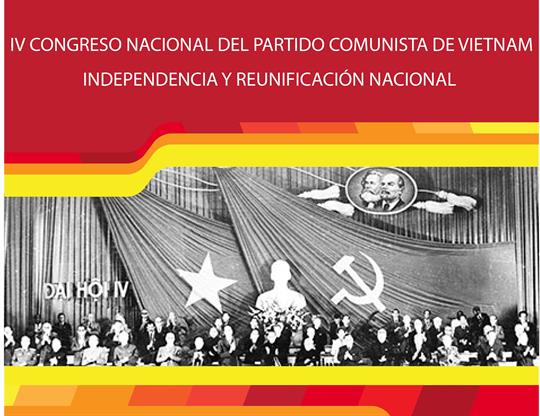 IV Congreso Nacional del Partido Comunista de Vietnam
