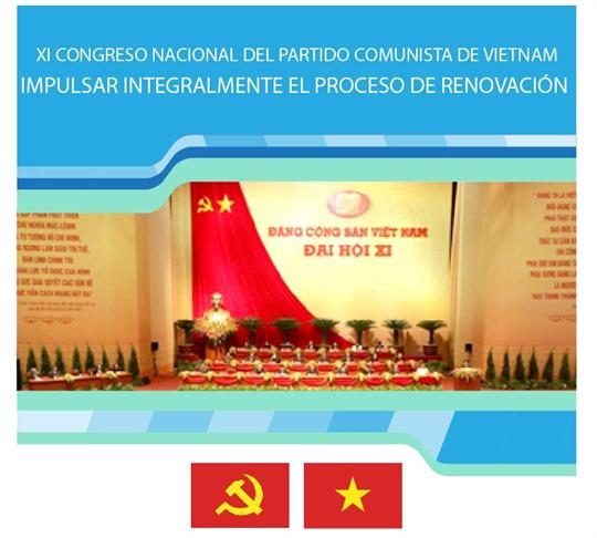 XI Congreso Nacional del Partido Comunista de Vietnam