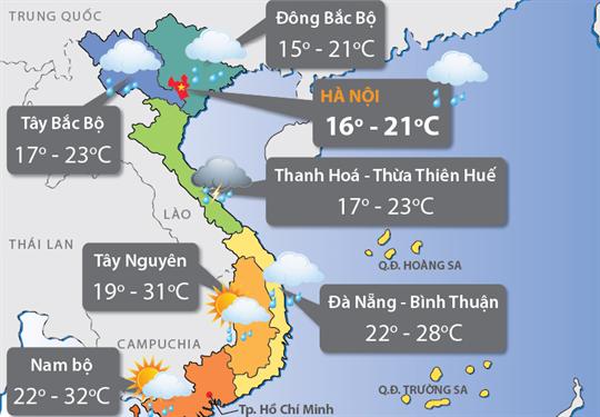 Dự báo thời tiết đêm 20 ngày 21/11: Lũ trên các sông từ Quảng Bình đến Phú Yên có khả năng lên lại