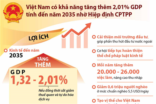 Quốc hội thông qua Nghị quyết phê chuẩn CPTPP