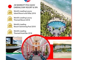 Vietnam tourism wins world's awards