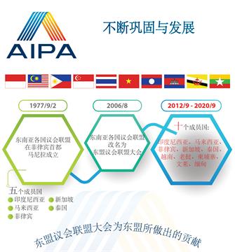 AIPA: 不断巩固与发展