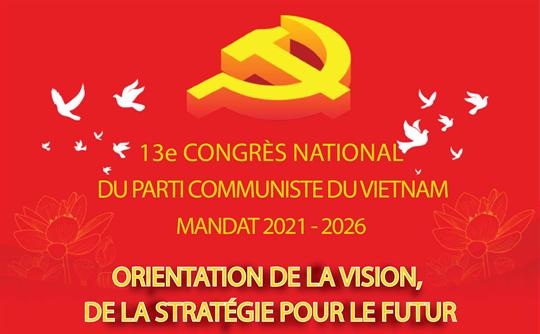 Le 13e Congrès national du Parti communiste du Vietnam mandat 2021 – 2026