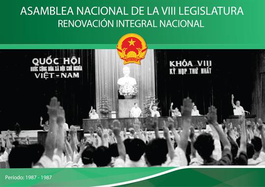 Asamblea Nacional de la VIII Legislatura
