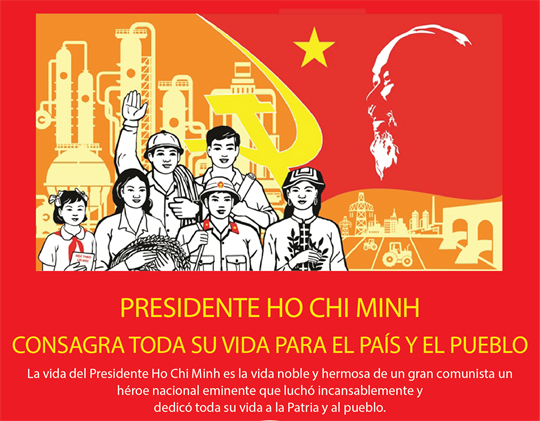 Presidente Ho Chi Minh consagra toda su vida para el país y el pueblo