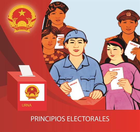 Principios de elecciones de diputados a la Asamblea Nacional de Vietnam
