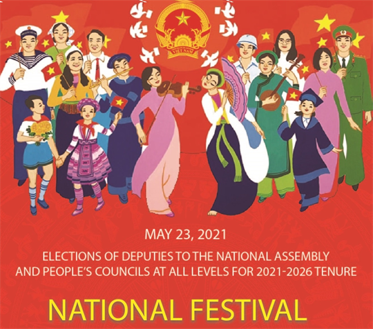 Election a great festival of the nation